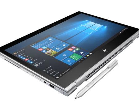 Portátil reacondicionado HP x360-1030G2 Convertible i7-7600U(2.80GHz) 16GB, en Gijón, Asturias