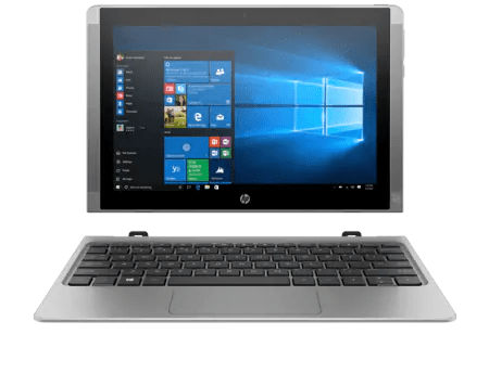 Portátil reacondicionado HP x2 210 Notebook Atom x5 Z8300 CPU(1.44GHz) 4GB gijon asturias