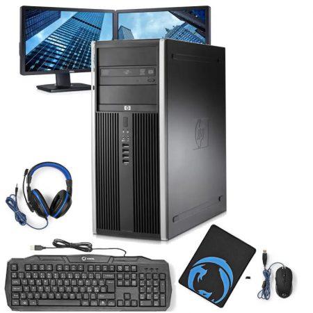 Promocion ordenador gaming barato HP i7 16 GB Nvidia 1650 4G